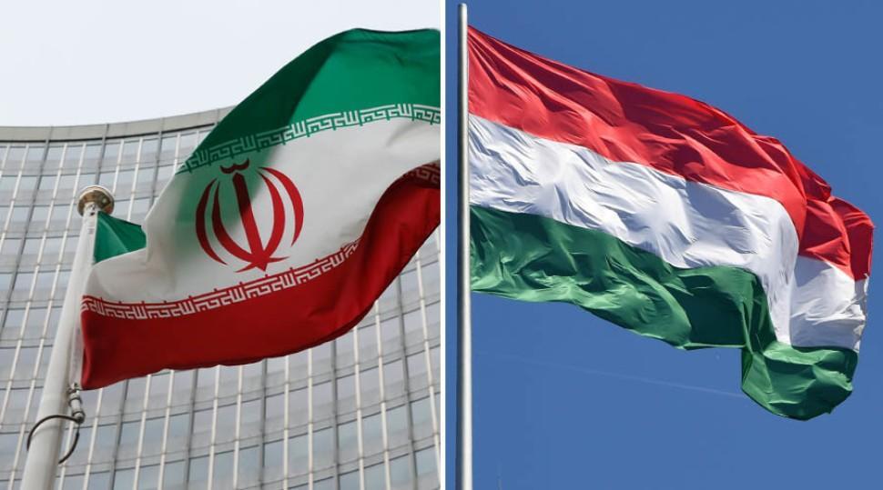 O volume comercial do Irã e da Hungria excede US $ 100 milhões este ano