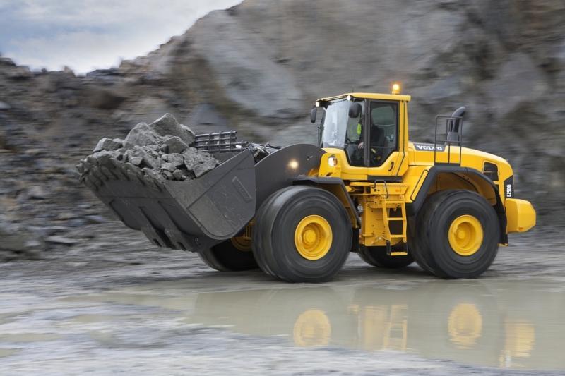 Volvo Group se oferece para fornecer máquinas de mineração ao Irã