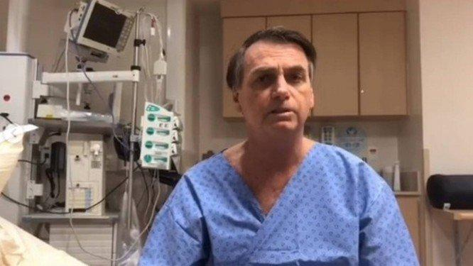 Bolsonaro shows improvement in the results of the exams and returns to walk, says medical bulletin