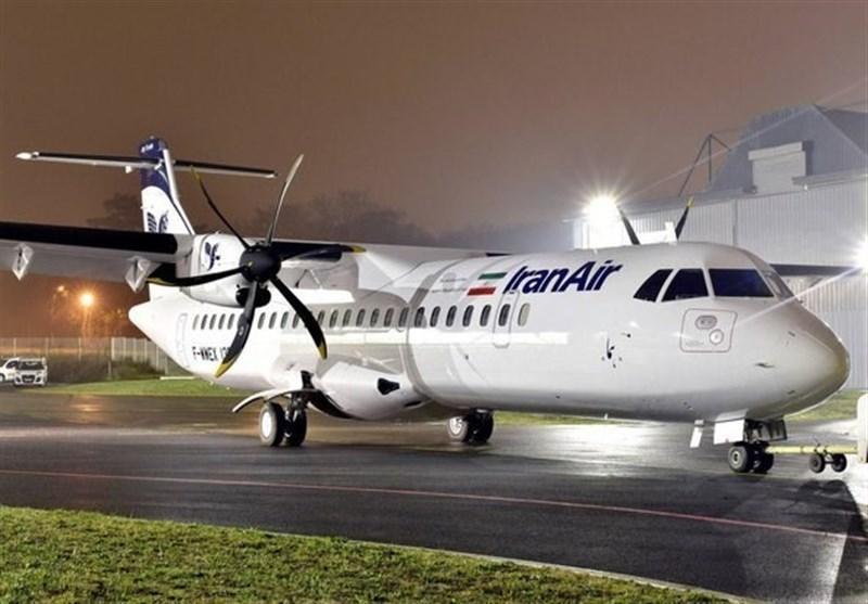 Irã recebe 2 novas aeronaves ATR