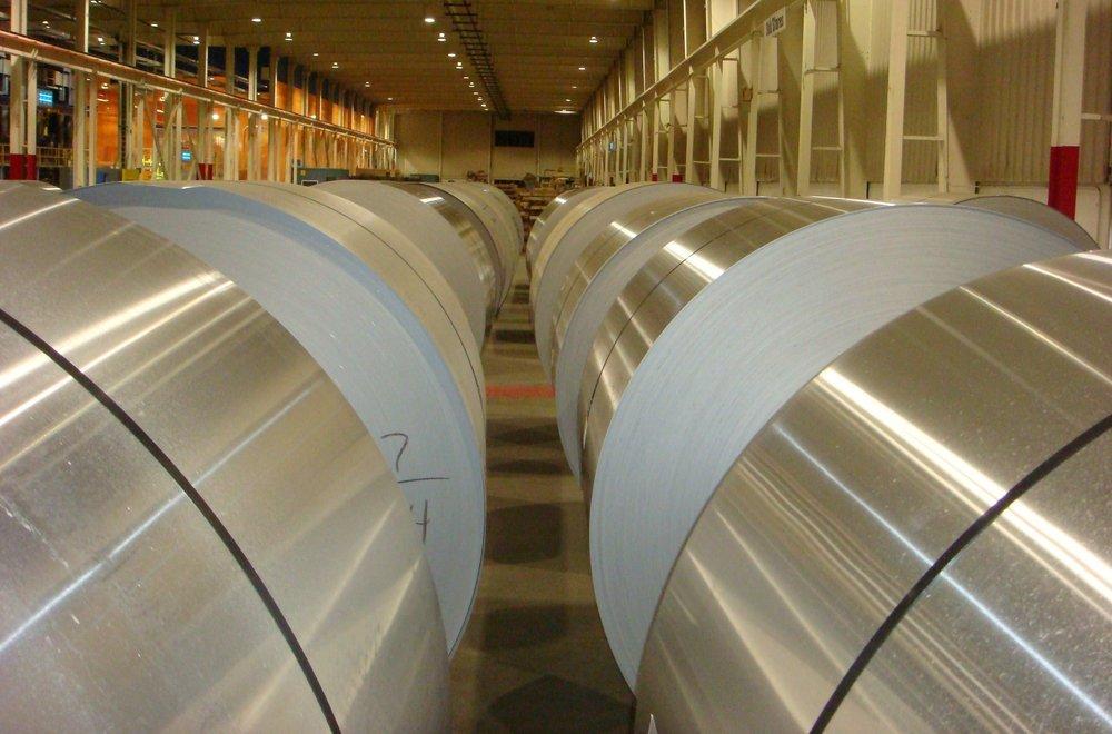 Produção de alumínio de grandes empresas do Irã cresce 11% em 3 meses com relação ao mesmo período do ano anterior