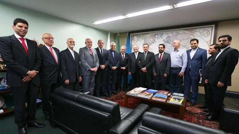 A reformulação de grupo parlamentar de amizade Brasil-Irã, é imperativa para a promoção das relações entre os dois países.