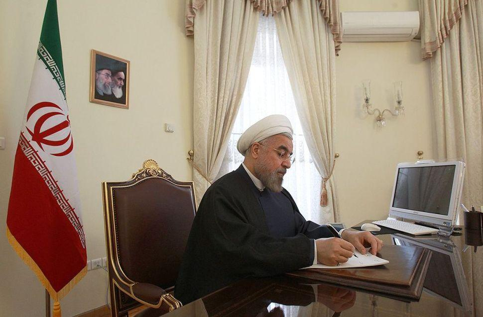 President Rouhani congratulates German Chancellor re-election
