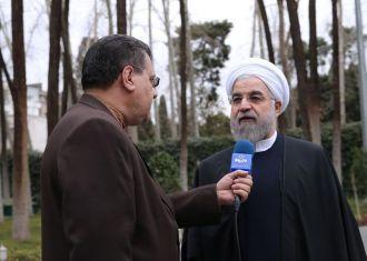 Rouhani diz 'Bahman 22' é dia de festa nacional