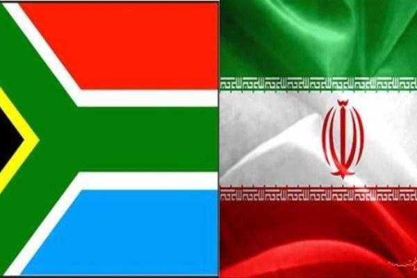 Africa do Sul quer que o comércio com o Irã suba para US $ 8 bilhões