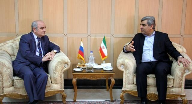 O enviado russo enfatiza a conclusão do Corredor Norte-Sul