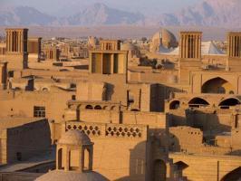 Yazd, a jóia do deserto no coração do Irã