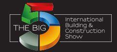 Big 5 Exhibition Dubai 2014 - International Building & Construction Show