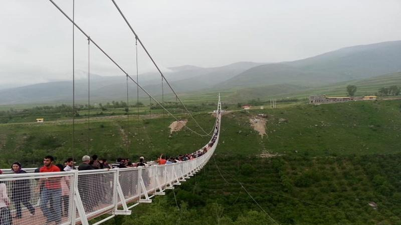 Venha conosco ao Irã - 52 - província de Ardebil - cidade de Meshkin-shahr