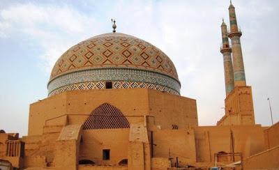 Principais atrações turísticas de Yazd