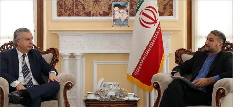 Irã e autoridades brasileiras enfatizam promoção de laços