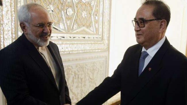 Irã acordo nuclear ligada à Sextet irá: Zarif