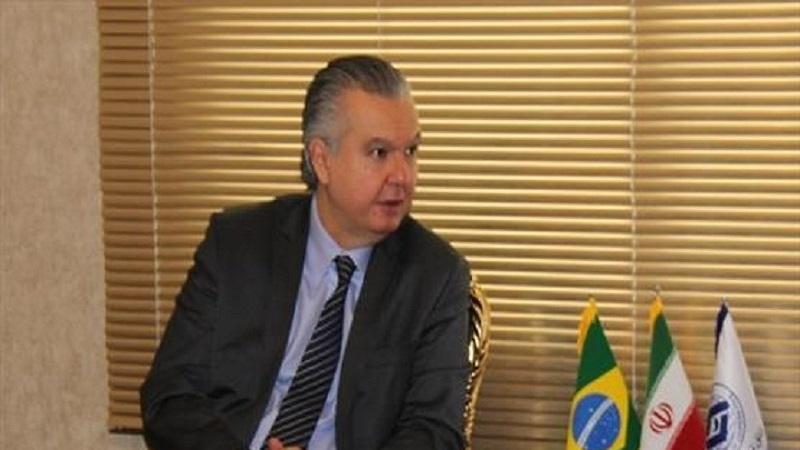 As empresas petrolíferas brasileiras participarão da Feira de Petróleo e Gás de Teerã