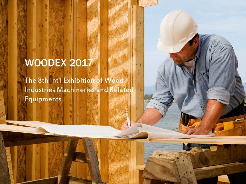 8ª Exposição Internacional do Irã de Indústrias de Madeira Machineries e Equipamentos Relacionados (Woodex 2017)