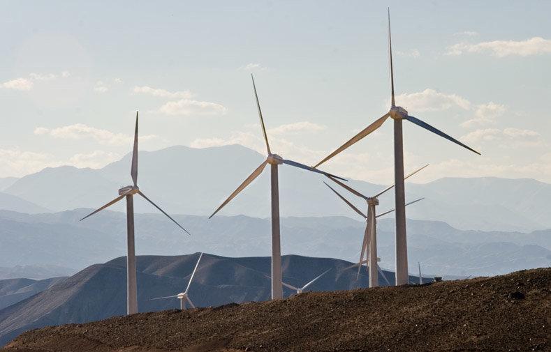 Cada parque eólico de 50 MW cria 44 mil empregos no Irã