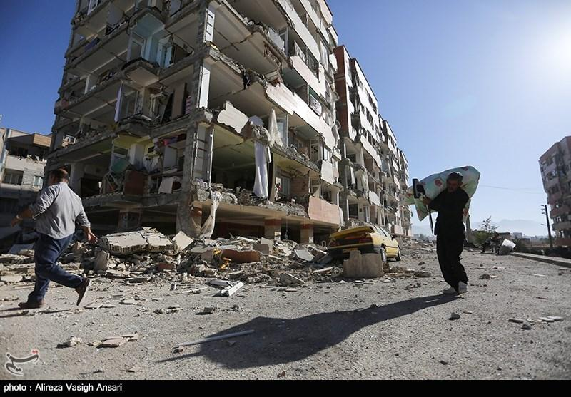 Tremors Keep Rattling West Iran as Quake Death Toll Rises to 445