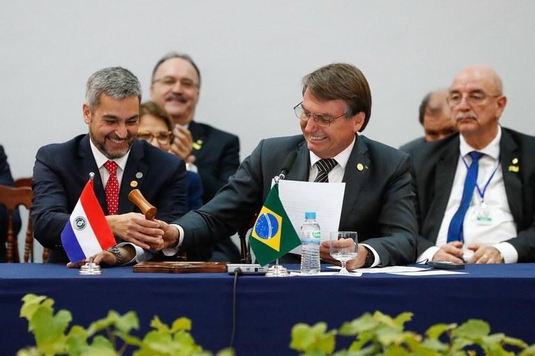 Atos assinados na 55ª Reunião de Cúpula do Mercosul