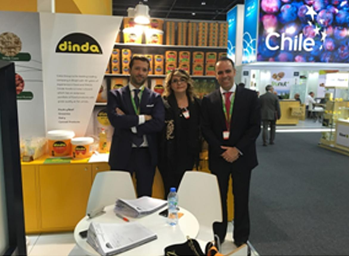 GULFOOD 2016 IN DUBAI (21-25 FEBRUARY 2016) earned Brazil additional contract worth US $ 728 MILLION via 86 companies that attended this fair on behalf of this country.