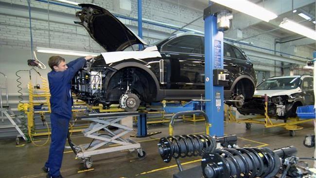 EUA fabricantes de automóveis olho mercado Irã: Oficial