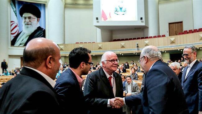Investidores europeus na primeira visita ao Irã