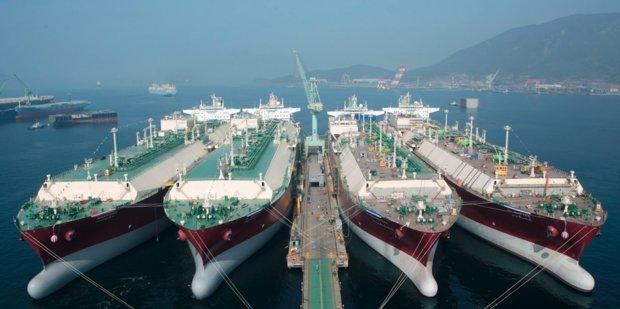 Teerã e Seoul finalizam acordo de $ 650 milhões para aquisição de 10 navios