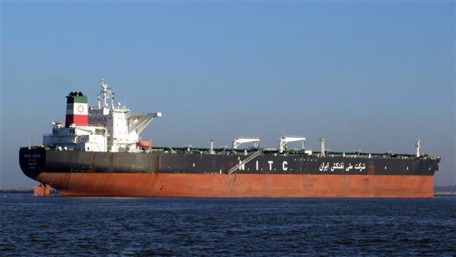 Petroleiros do Irã agora estão livres para atracar em qualquer porto