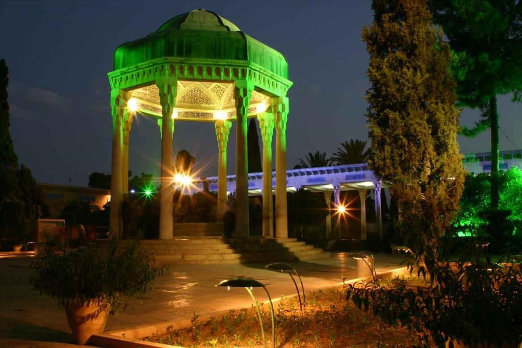 Come with us to Iran - 06 - Fars Province - City Shiraz - cultural city in the world