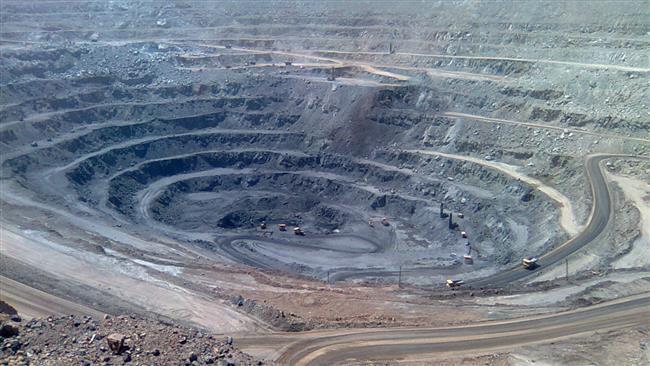 Irã entre os 10 melhores países em termos de reservas minerais: Oficial