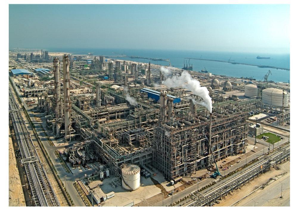 Saída de petchem mensal no Irã chega a 4.15 milhões de toneladas