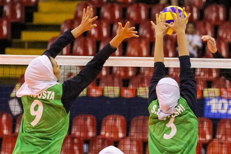 Irã para atender Tailândia em trimestres Campeonato de Vôlei de Mulheres da Ásia U23