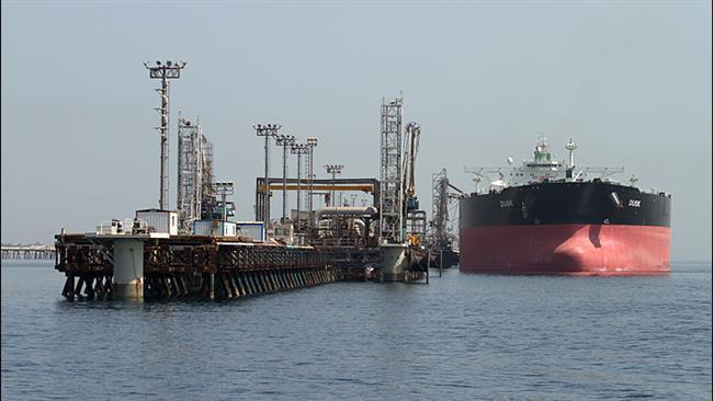 Irã bate recorde de exportação de petróleo