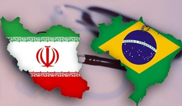 Economic relations expansion discussed between Iran and Brazil
