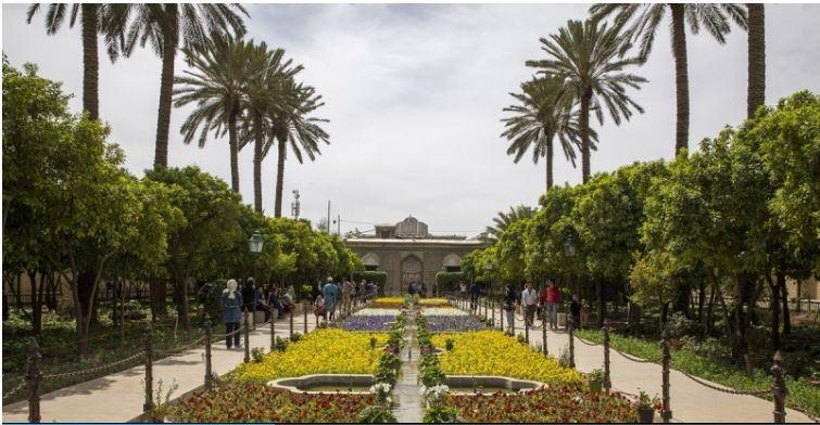 Venha conosco ao Irã - 09 - província de Fars - cidade Shiraz - terra natal de muitas personalidades