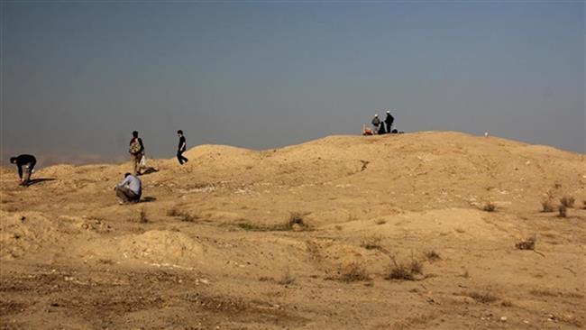 Arqueólogos descobrem túmulos antigos na província de Kerman do Irã