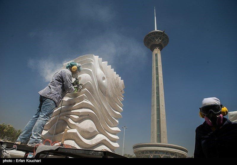 12 international artists to compete in Tehran sculpture symposium