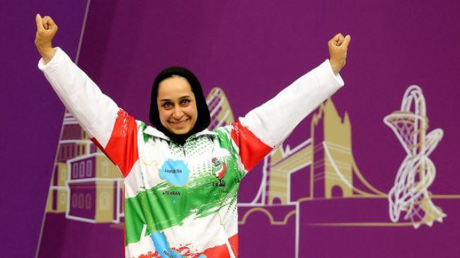 Irã colhe 19 medalhas em 2014 Asian Games Pará 1 dia