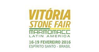 VITÓRIA STONE FAIR / MARMOMACC LATIN AMÉRICA 2016