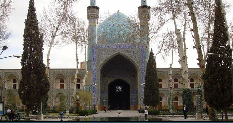 Come with us to Iran - 18 - province of Isfahan - architectural glory