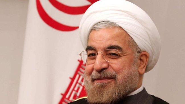 Presidente do Irã Rouhani chega em New York