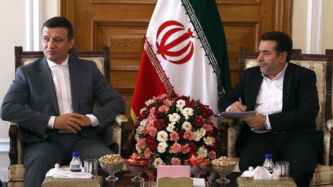 Irã, Rússia desempenhar papel fundamental para uma paz duradoura: Iran MP
