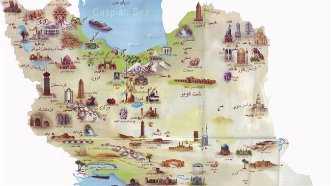 صنعت گردشگری ایران توجه تعدادی از هتلداران بزرگ جهان را به خود جلب می کند