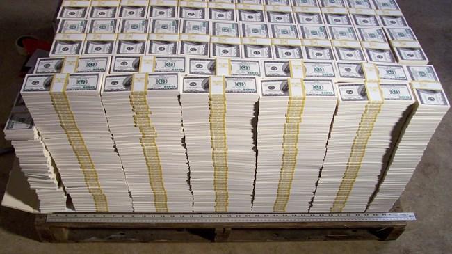 US pagou outros US $ 1,3 bilhões em dinheiro Iraniano