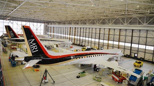 Aseman Airlines do Irã planeja comprar aviões Mitsubishi