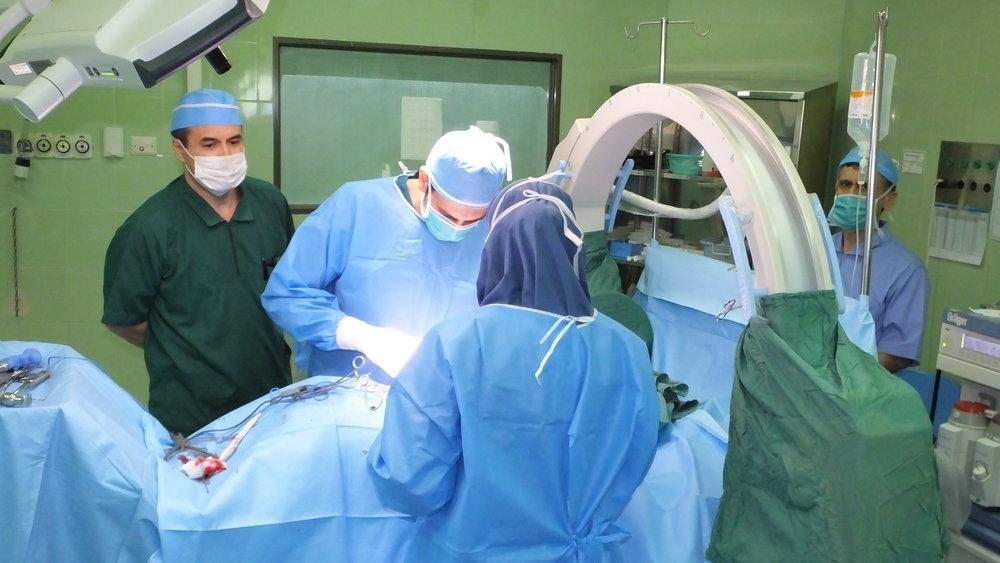 Cirurgias de transplante, no Irã, sem nenhum custo a partir de 22 de Agosto