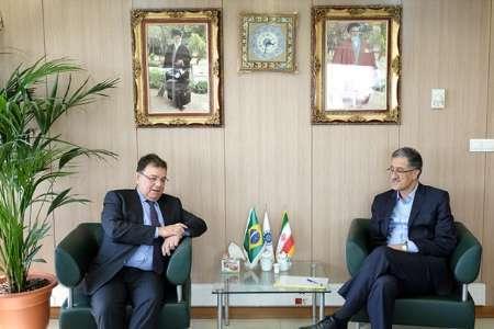 Brasil considera o Irã como uma janela aberta para aprofundar os laços com a Ásia