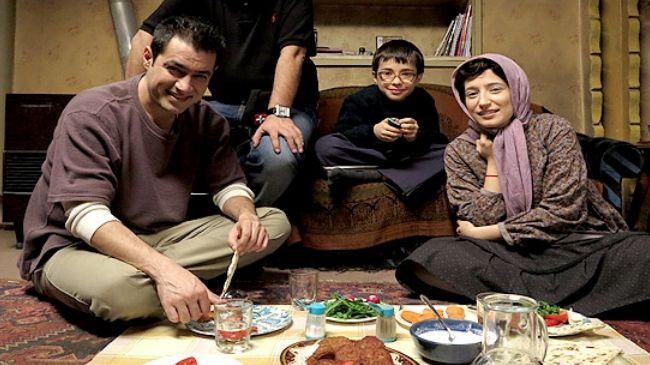 Pintura Piscina abre Irã semana cultural na Tunísia