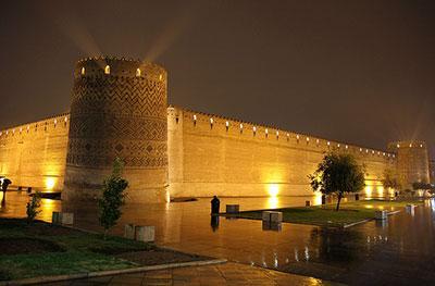 Venha conosco ao Irã - 7 - província de Fars - cidade Shiraz - época islâmica