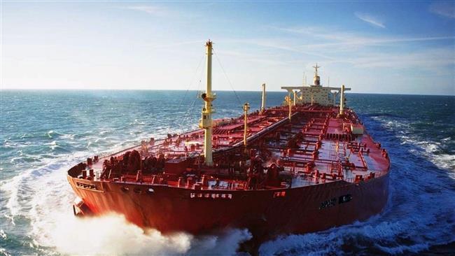 Irã começa a enviar petroleiros para a Europa