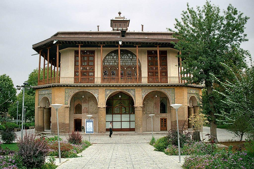 Atrações turísticas de Qazvin