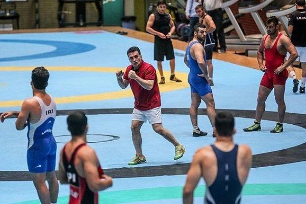 Equipe de luta greco-romana do Irã vai brilhar no Rio: Mohammad Bana